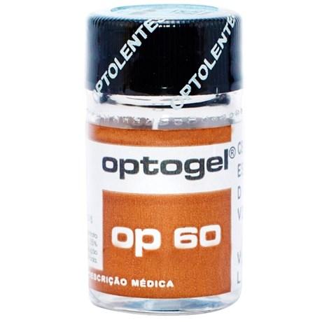 Lentes de Contato Optogel Op 60