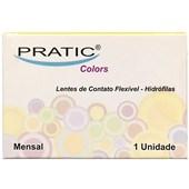 Lentes de Contato Pratic Colors - COM GRAU