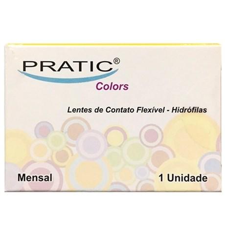 077529409c45f Lentes de Contato PRATIC COLORS - Sem Grau