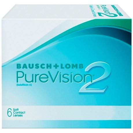 Lentes de contato Purevision 2 - Bausch Lomb   newlentes 8e2d83125a