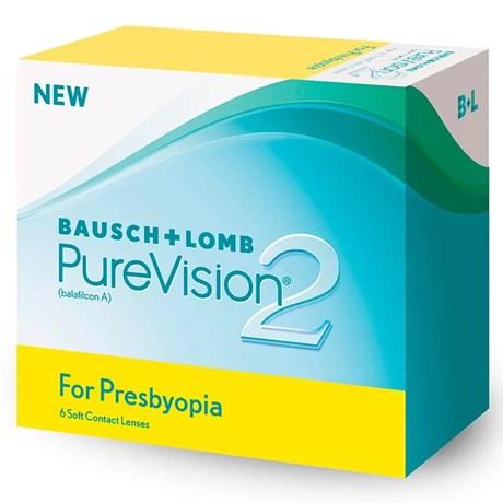 Lentes de Contato Purevision 2 MultiFocal 62ad448798