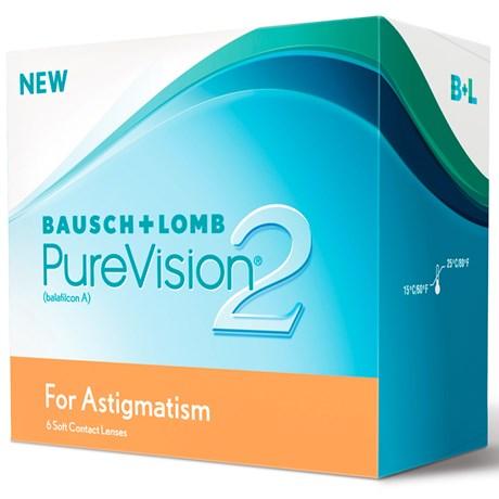 fea4103c4 Lentes de Contato Purevision 2 para Astigmatismo