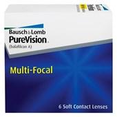 Lentes de Contato Purevision Multifocal