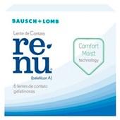 Lentes de contato Renu