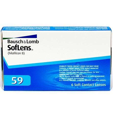 Lentes de contato Soflens 59 - Bausch Lomb   newlentes 3c4d0bca22