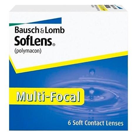 Lentes de contato Soflens Multifocal - Bausch Lomb   newlentes 7145c162b8