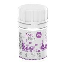 Lentes de Contato SoftFlex 55w