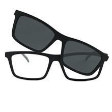 Óculos de grau com Clip On Arnette Hypno AN4274 27151W 55