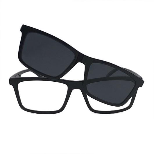 Óculos de grau com Clip On Arnette Hypno AN4274 41/1W 55