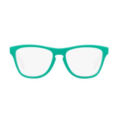 Óculos de Grau Infantil Oakley Frogskins XS OY8009-0550 50