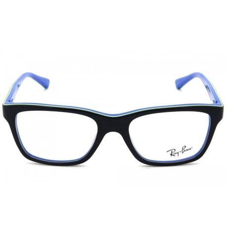 e2dc5bba0d0a9 Óculos de Grau Infantil Ray Ban RB1536 3600 48 - Newlentes
