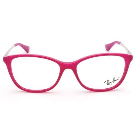 051de5f92ae75 Óculos de Grau Infantil Ray Ban RB1565L 3696 49 - Newlentes