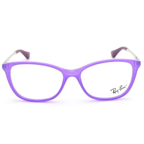 9cc503f44ddd1 Óculos de Grau Infantil Ray Ban RB1565L 3698 49 - Newlentes