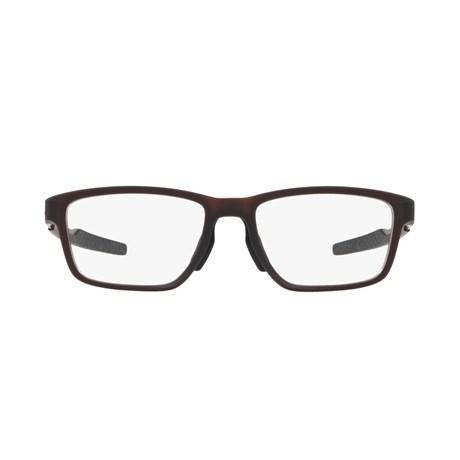 4b3e61f2d Óculos de Grau Oakley Metalink OX8153-0255 55