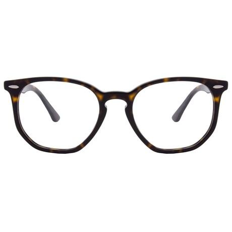 Óculos de Grau Ray Ban Hexagonal RB7151 2012 52