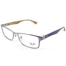 Óculos de Grau Ray-Ban RB6238 2553 - Tamanho 53