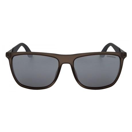 27e220dd68160 Óculos de Sol Carrera 5018 S Espelhado - Marrom Fosco - MJE3R ...