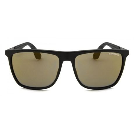60e5a8a1bc3da Óculos de Sol Carrera 5018 S Espelhado - Preto Fosco - MHXCT - Newlentes