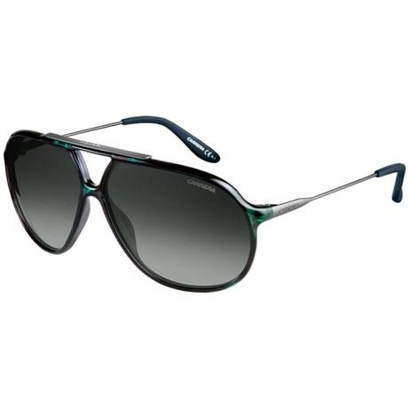 Óculos de Sol Carrera 82 CVS 9C Black Ruthen