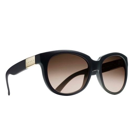 Óculos de Sol Evoke Mystique Preto Fosco / Marrom Degradê 55