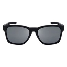 Óculos de Sol Oakley Catalyst 9272L-09 Polarizado Preto / Prata Iridium Espelhada