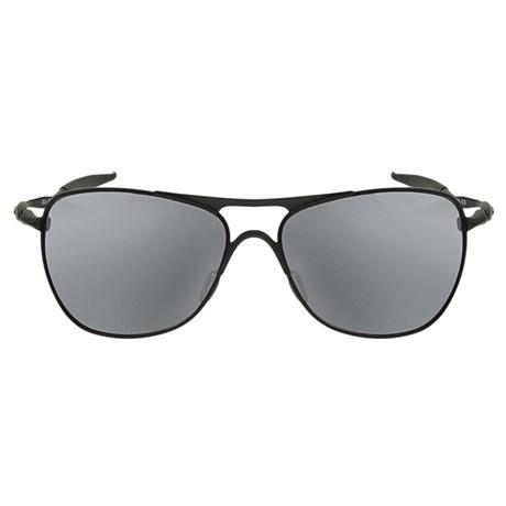 ab0f24f41 Óculos de Sol Oakley Crosshair Matte Black Iridium 4060-03