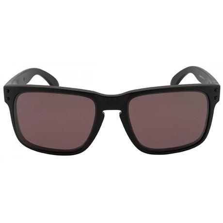 5be91ae188455 Óculos de Sol Oakley Holbrook 9102-90 Prizm Daily Polarizado Preto   Cinza