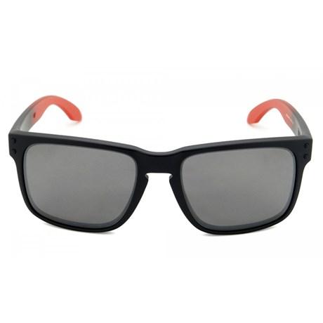 Óculos de Sol Oakley Holbrook 9102-D3 Prizm Preto Polarizado - Newlentes 9fedd8e193