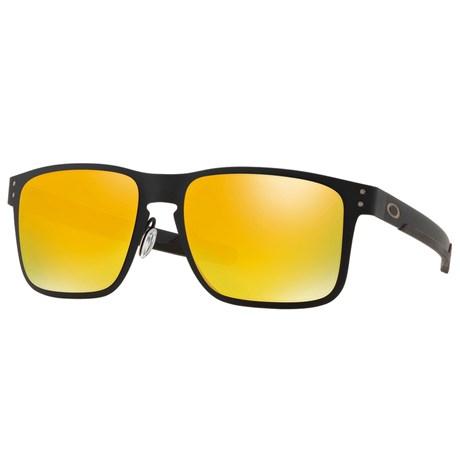 e49b225db Óculos de Sol Oakley Holbrook Metal OO4123-1355 - Newlentes