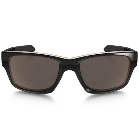 Óculos de Sol Oakley Jupiter Squared 9135-09 Polarizado Preto Fosco / Cinza Iridium