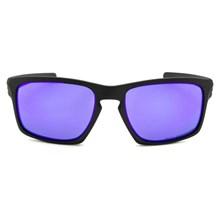 Óculos de Sol Oakley Sliver OO9262L-10 Polarizado Preto / Violeta Iridium