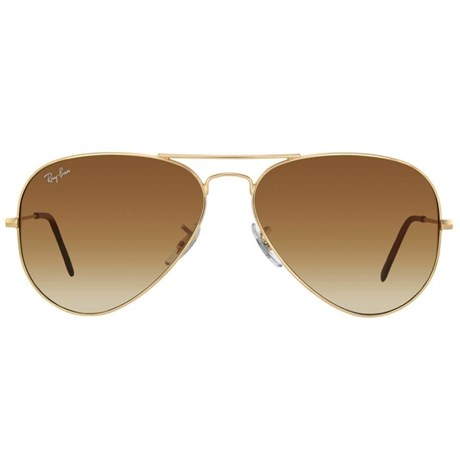 Óculos de Sol Ray Ban Aviator Large Metal RB3025 001/51 55 2N