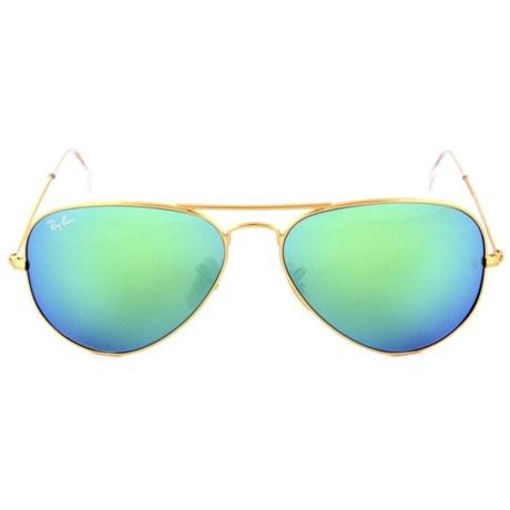 ed7670fc0 Óculos de Sol Ray Ban Aviator Large Metal RB3025 112/19 58 3N ...