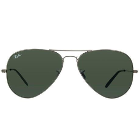 Óculos de Sol Ray Ban Aviator Large Metal RB3025 W0879 58