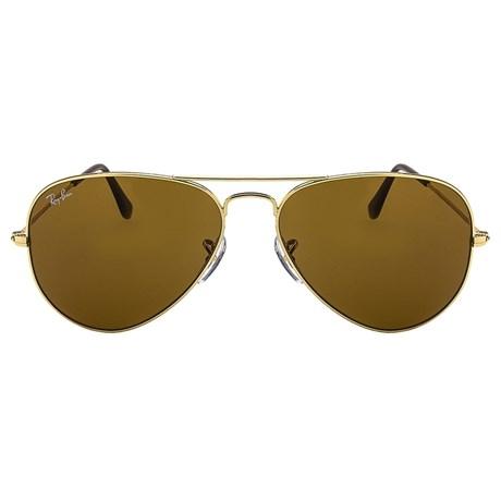6fb22b8c6 Óculos de Sol Ray Ban Aviator Large Metal RB3025L 001/33 58 3N