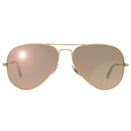 Óculos de Sol Ray Ban Aviator Large Metal RB3025L 001/3E 2N