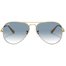 Óculos de Sol Ray-Ban Aviator Large Metal RB3025L 001/3F 2N