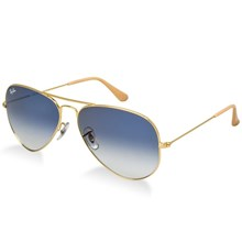Óculos de Sol Ray Ban Aviator Large Metal RB3025L 001/3F 2N