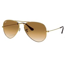 Óculos de Sol Ray-Ban Aviator Large Metal RB3025L 001/51 58 2N