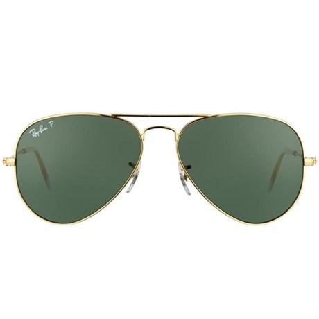 Óculos de Sol Ray Ban Aviator Large Metal RB3025L 001/58 3P