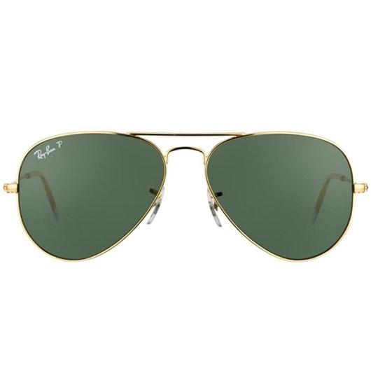 Óculos de Sol Ray-Ban Aviator Large Metal RB3025L 001/58 62 3P