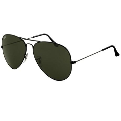 Óculos de Sol Ray Ban Aviator Large Metal RB3026L L2821 62 3N ... a0b88e4e20