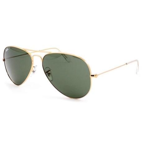 5d50f13a4 Óculos de Sol Ray Ban Aviator Large Metal RB3026L L2846 62 3N ...