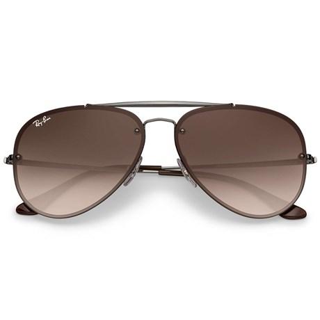 ee345d0e0a7fc Óculos de Sol Ray Ban Blaze Aviator RB3584N 004 13 61 - Newlentes