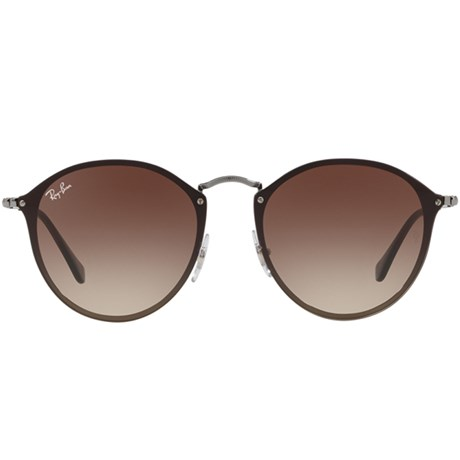 47425c75e Óculos de Sol Ray Ban Blaze Round RB3574N 004/13 59 - Newlentes