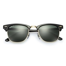 Óculos de Sol Ray Ban Clubmaster RB3016 901/58 51 3P Polarizado
