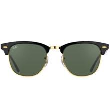 Óculos de Sol Ray-Ban Clubmaster RB3016 W0365 49 3N