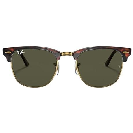 9372d51d9721b Óculos de Sol Ray Ban Clubmaster RB3016L W0366 51 3N