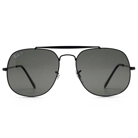 Óculos de Sol Ray Ban General RB3561 002 58 57 Polarizado 8523e7155c