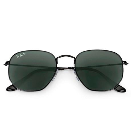 8e70b5f5b9728 Óculos de Sol Ray Ban Hexagonal RB3548N 002 58 54 3P - Newlentes